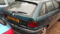 Opel Astra F Разборочный номер 46642 #2
