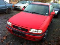Opel Astra F Разборочный номер X8992 #2