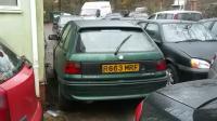 Opel Astra F Разборочный номер 47373 #3