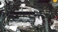 Opel Astra F Разборочный номер B1997 #2