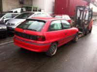 Opel Astra F Разборочный номер 49048 #2