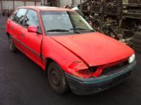 Opel Astra F Разборочный номер X9423 #2