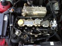 Opel Astra F Разборочный номер X9423 #4