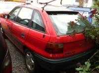 Opel Astra F Разборочный номер X9484 #1