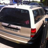 Opel Astra F Разборочный номер 50271 #1