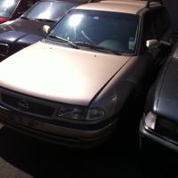 Opel Astra F Разборочный номер 50271 #2