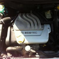 Opel Astra F Разборочный номер 50271 #4