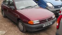 Opel Astra F Разборочный номер 50875 #1