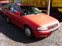 Opel Astra F Разборочный номер X9865 #2
