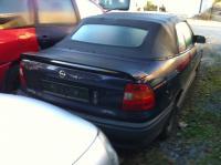 Opel Astra F Разборочный номер X9872 #1