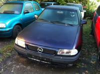 Opel Astra F Разборочный номер X9872 #2