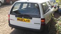 Opel Astra F Разборочный номер W9266 #2