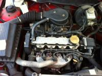 Opel Astra F Разборочный номер X9945 #4