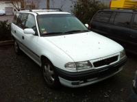 Opel Astra F Разборочный номер S0075 #2