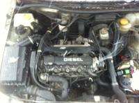Opel Astra F Разборочный номер L5615 #4