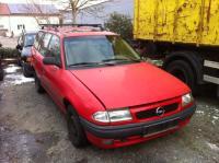 Opel Astra F Разборочный номер 52665 #2