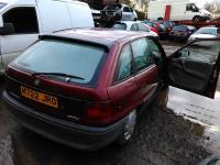 Opel Astra F Разборочный номер 52847 #2