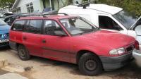 Opel Astra F Разборочный номер 53012 #1
