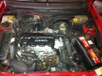 Opel Astra F Разборочный номер 53507 #2
