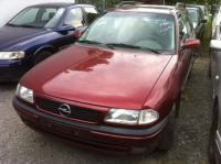Opel Astra F Разборочный номер S0558 #2