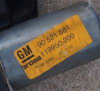 Стеклоподъемник электрический Opel Astra G Артикул 51067997 - Фото #2
