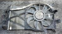 Радиатор основной Opel Astra G Артикул 51541578 - Фото #1