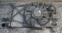 Радиатор основной Opel Astra G Артикул 51702944 - Фото #1