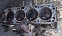 Головка блока цилиндров двигателя (ГБЦ) Opel Astra G Артикул 51842238 - Фото #2