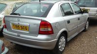 Opel Astra G Разборочный номер W7891 #2