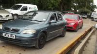 Opel Astra G Разборочный номер W8013 #2