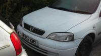 Opel Astra G Разборочный номер 46001 #1