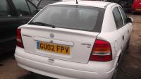 Opel Astra G Разборочный номер B1852 #2