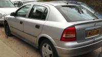 Opel Astra G Разборочный номер W8299 #1