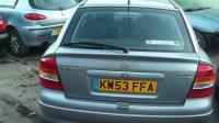 Opel Astra G Разборочный номер W8481 #1