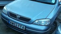 Opel Astra G Разборочный номер W8481 #2