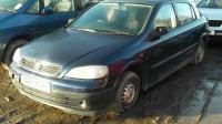 Opel Astra G Разборочный номер 48156 #2