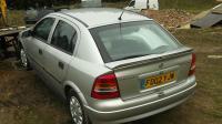 Opel Astra G Разборочный номер 48480 #2