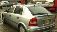 Opel Astra G Разборочный номер 48482 #2