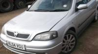 Opel Astra G Разборочный номер B2232 #1