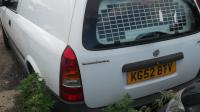 Opel Astra G Разборочный номер B2381 #2