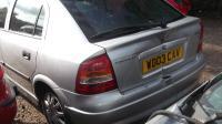 Opel Astra G Разборочный номер 50774 #4