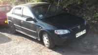 Opel Astra G Разборочный номер 50965 #1