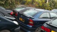 Opel Astra G Разборочный номер W9292 #1