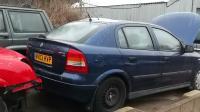 Opel Astra G Разборочный номер W9327 #2