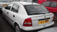 Opel Astra G Разборочный номер W9490 #1