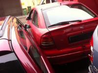 Opel Astra G Разборочный номер Z3844 #1