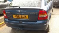 Opel Astra G Разборочный номер W9580 #3