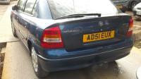 Opel Astra G Разборочный номер W9580 #4