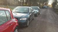 Opel Astra G Разборочный номер W9588 #1