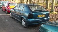 Opel Astra G Разборочный номер W9588 #4